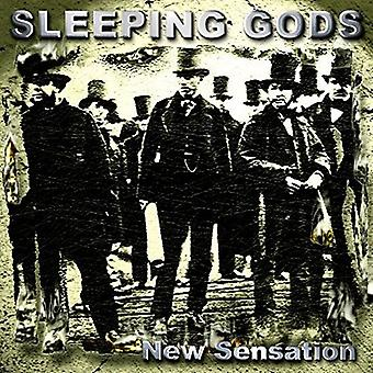 Sleeping Gods - New Sensation [CD] USA import
