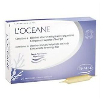 Thalgo L Oceane Thalgo 20 Caps. (Woman , Cosmetics , Body Care , Treatments)