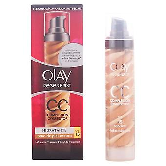Olay Cc Regenerist Cream 50 Ml Dark (Woman , Makeup , Face , CC Creams)