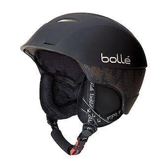 Bolle Synergy Helmet - Soft Black-58-61CM