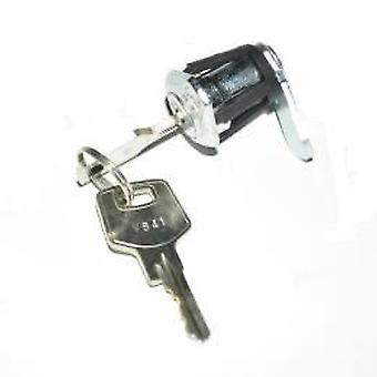 BTV Set 6 Locks Mercury Chromium (DIY , Hardware , Home hardware , Mailboxes)