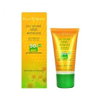 Frais Monde Anti-Wrinkle Face Gel Spf50 Sun (Woman , Cosmetics , Sun Care , Protectors)