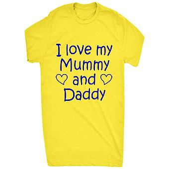 Renowned I love my mummy and daddy
