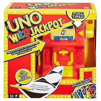 Mattel One Wild Jackpot (Toys , Boardgames , Cards)