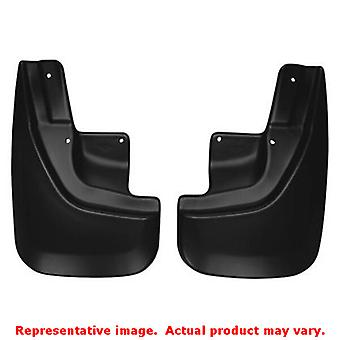Husky Liners 58101 zwarte Custom Molded modder bewakers FITS: JEEP 2011-2014 GRAND