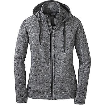 Outdoor Research Womens Melody Hoody Black (UK Size 12)