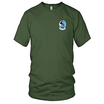 US Navy VS-31Embroidered Patch - Airasron 31 Top Cats Mens T Shirt