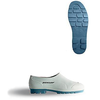 B-Dri Dunlop blanc Wellie Shoe blanc - Wg
