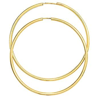 Hoops around big 333 gold yellow gold earrings gold earrings gold