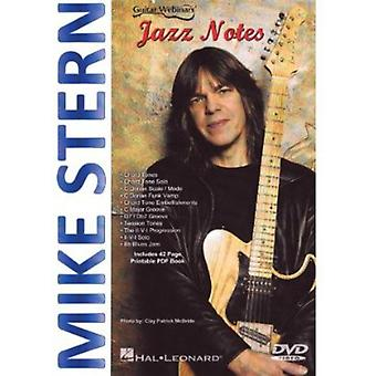 Mike Stern - Jazz noter [DVD] USA import