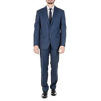 Pal Zilieri Mens Suit Dark Blue