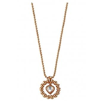 Esprit Damenkette Pellet hart Rose (ESNL92073C)