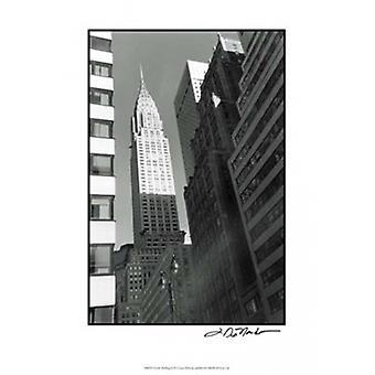 Chrysler Building Poster Print by Laura Denardo (13 x 19)