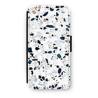 iPhone 6/6S Plus Flip Case - Terrazzo N ° 1