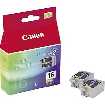 Canon Ink BCI-16 C Original Cyan, Magenta, Yellow 9818A002