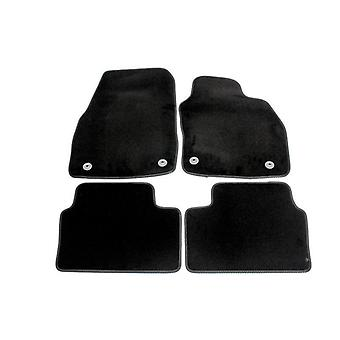 Fully Tailored Luxury Car Floor Mats - Opel ASTRA H Sports Hatch 2004-2009