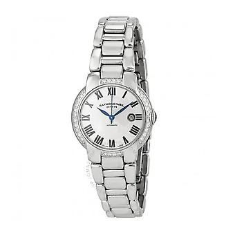 Raymond Weil Mesdames montre suisse automatique diamants UK Jasmin 2629-m-01659