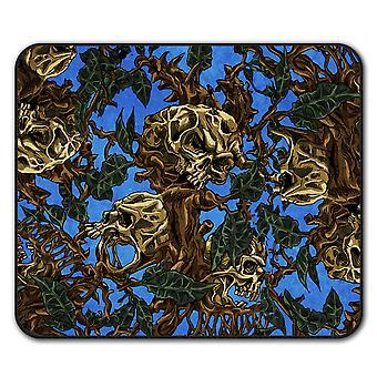 Goth Dead Tree  Non-Slip Mouse Mat Pad 24cm x 20cm | Wellcoda