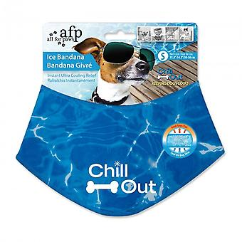 AFP Refreshing Bandanas Chill Out Xl  (Dogs , Collars, Leads and Harnesses , Accessories)