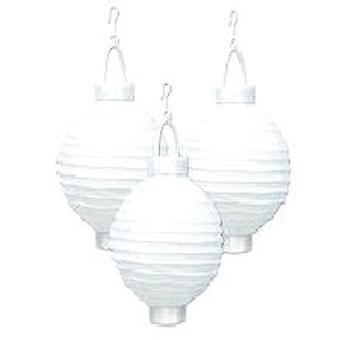 Lys-up papir lanterne