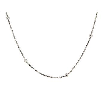 Orphelia Silver 925  Chain 42+3 Cm Balls  ZK-7201