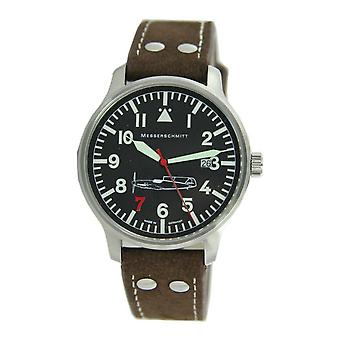 Ref de Aristo Messerschmitt mens watch piloto rojo 7. 109-42R7
