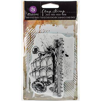Prima Cling Stamp 3,5