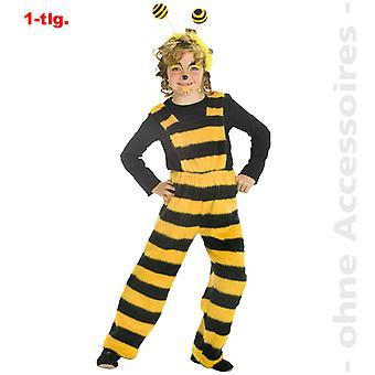 Bee costume children costume of WaSP Brummer Bumblebee child costume