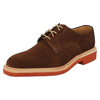 Mens Loake Smart/Casual Shoes Morrison