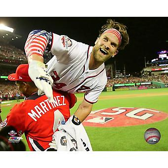 Bryce Harper 2018 MLB Home Run Derby 2018 MLB All-Star Game Photo Print