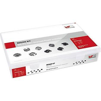 Würth Elektronik WE-PD 7447713 Design Kit inductoren 350 PC('s)