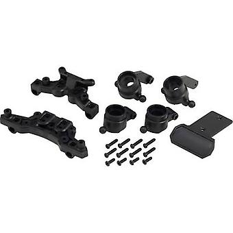 Spare part Reely 12605+S029(8)+S020(4) Knuckles, shock mounts, screw set