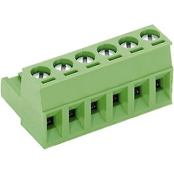 PTR Socket enclosure - cable AK(Z)950 Total number of pins 2 Contact spacing: 5 mm AK950/2-5.0 1 pc(s)