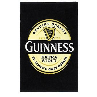Guinness Label Cotton Tea Towel 700Mm X 450Mm