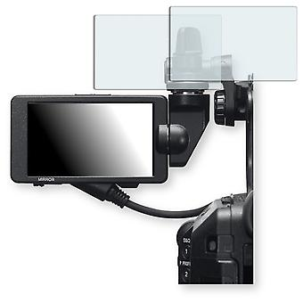 Sony PXW FS5 display protector - Golebo crystal clear protection film