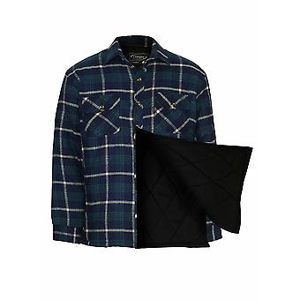 Champion Mens Totnes Fleece Lined Lumberjack Style Shirt