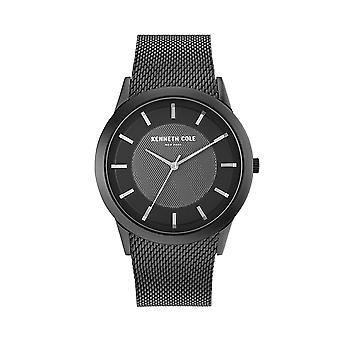 Kenneth Cole New York men's watch wristwatch stainless steel KC50566003