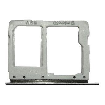 Simkartenhalter für Samsung Galaxy Tab S3 9.7 / T825 3G Version Card Tray Schwarz Ersatzteil Neu