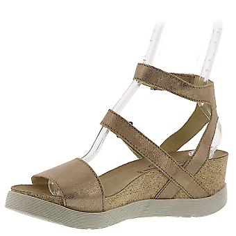 Fly Loundon Womens Wink196fly Open Toe Casual Strappy Sandals