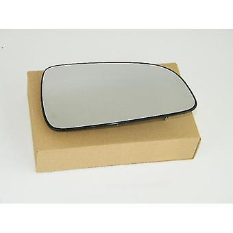 Rechtespiegelglas (beheizt) & Halter Für VAUXHALL ASTRA TwinTop 2005-2009
