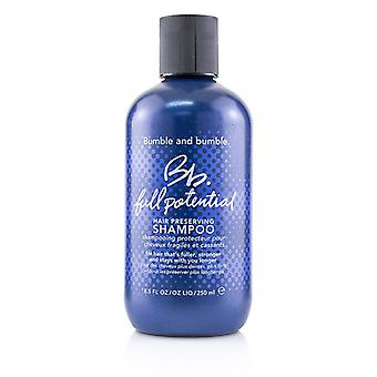 Bumble And Bumble Bb. Full Potential Hair Preserving Shampoo - 250ml/8.5oz