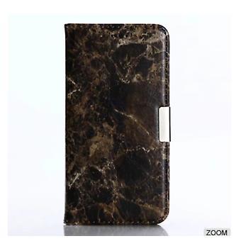 Marmorinen lompakko kotelossa - iPhone XS Max!