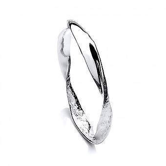 Cavendish franska Silver reflektion armring