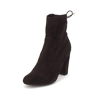 Material Girl Womens Ali Almond Toe Ankle Fashion Boots