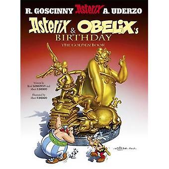 Asterix en Obelix verjaardag - het guldenboek - Album 34 door Rene Gos