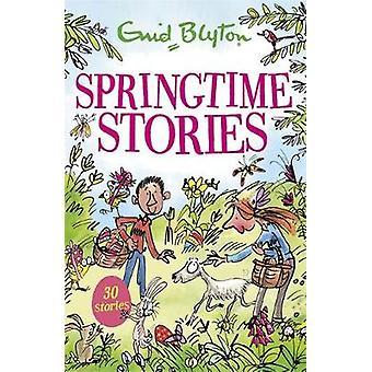 Springtime historier - 30 klassiske fortællinger af Enid Blyton - 9781444939330 B