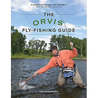 The Orvis Fly-Fishing Guide by Tom Rosenbauer - 9781493025794 Book