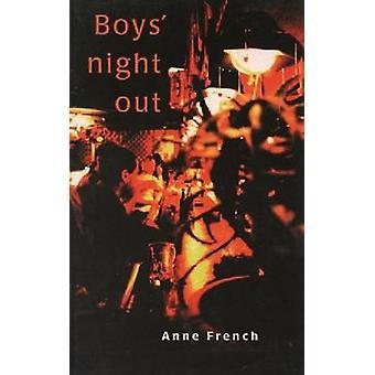 Pojkarnas natt av Anne franska - 9781869401894 bok