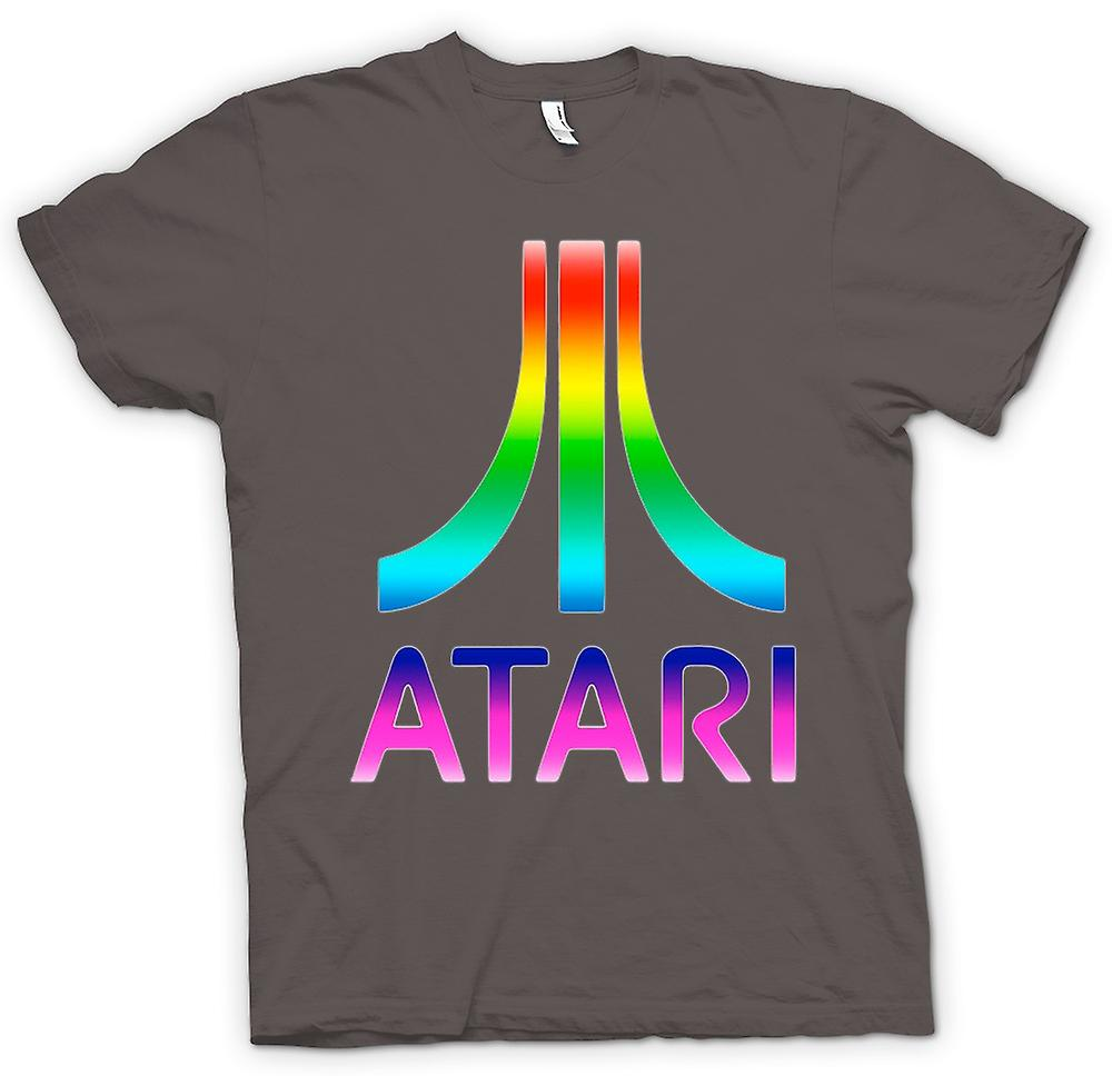Mens T-shirt - Atari Gaming Retro Funny