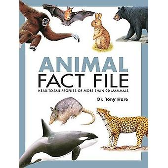 Animal Fact File by Tony Hare - 9789814779760 Book